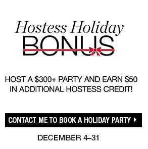 Hostess Holiday Bonus